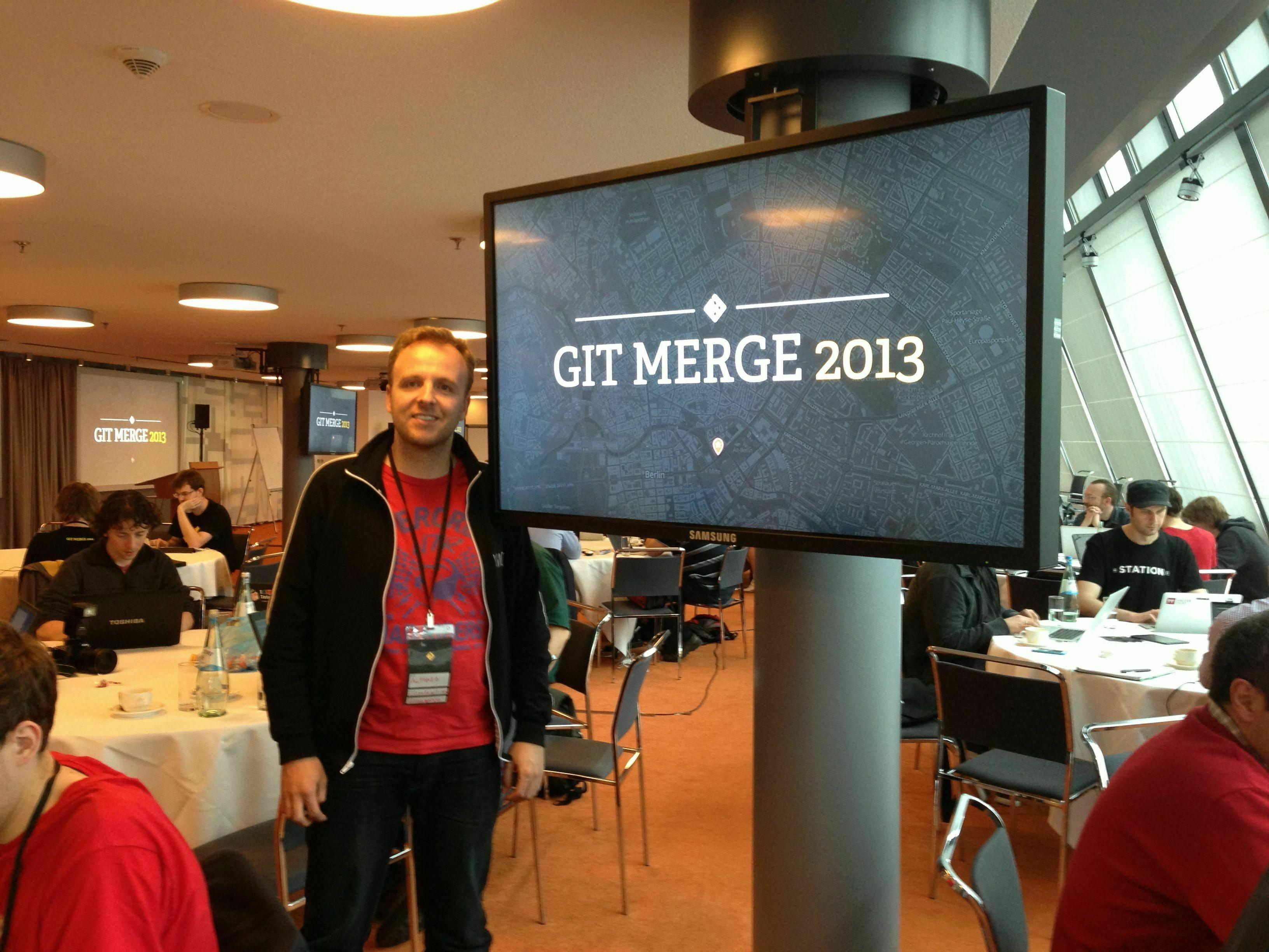 git-merge 2013